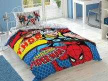Lenjerie Copii Marvel Comics (Bumbac 100%)