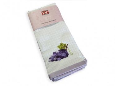 Set 2 Prosoape de Bucatarie 40x60 Purple (Bumbac 100%)