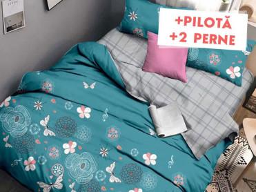 Pachet Lenjerie + Pilota + Perne Wings V2 (Finet)