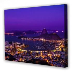 Tablou Canvas Brasil, Dreptunghiular, Diverse Marimi