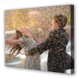Tablou Canvas Dans in Ploaie, Dreptunghiular, Diverse Marimi