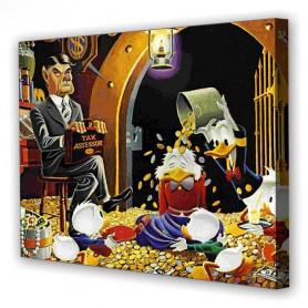 Tablou Canvas Disney Abstract, Dreptunghiular, Diverse Marimi