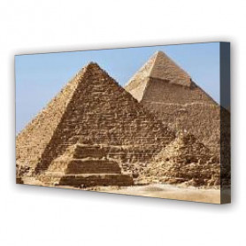 Tablou Canvas Piramide, Panoramic, Diverse Marimi