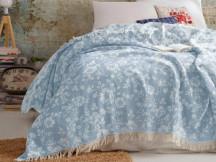 Cuvertura Pique Jacquard V5, 200x220 cm (Bumbac 100%)