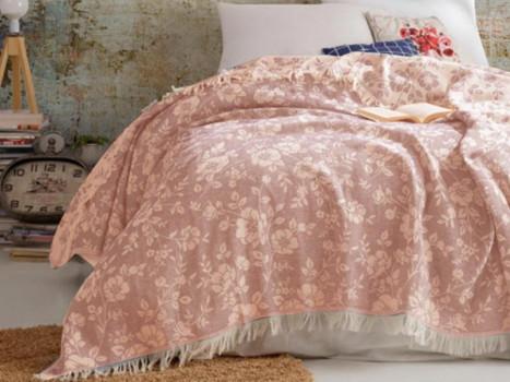 Cuvertura Pique Jacquard V14, 200x220 cm (Bumbac 100%)
