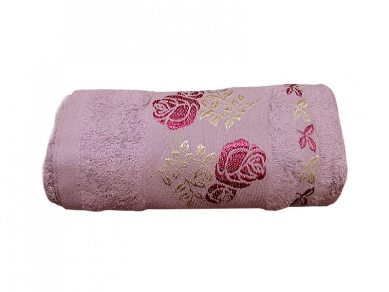 Prosop 50x90 Rose Violet (Bumbac 100%)