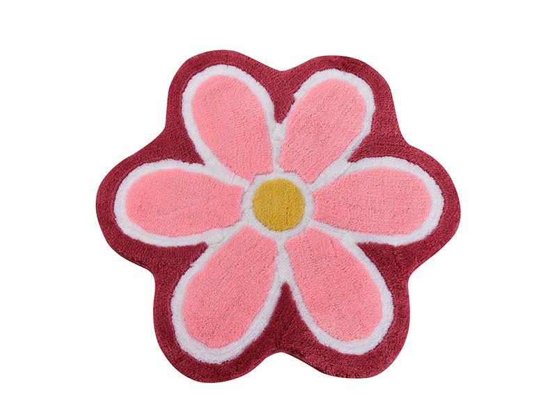 Covoras de Baie Flower Fucisa (Acryl)