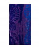 Prosop de Plaja Velour Blue, 95x180 cm (Bumbac 100%)
