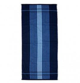 Prosop de Plaja Stripe Dungi Albastre, 70x140 cm (Bumbac 100%)