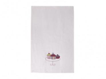 Prosop de Bucatarie Cupcake, 45x70 cm (Bumbac)