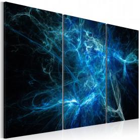 Tablou - An electric storm 90x60 cm