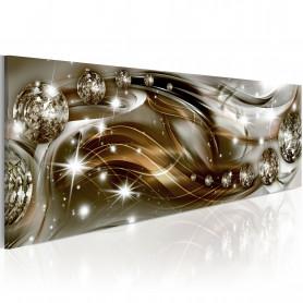 Tablou - Artistic Ribbons 135x45 cm