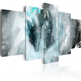 Tablou - Blue Moon 200x100 cm