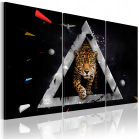 Tablou - Cheetah incoming! 90x60 cm