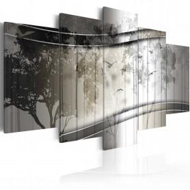 Tablou - Dark Backwods 100x50 cm