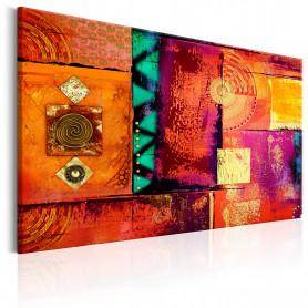 Tablou - Abstract Chaos 60x40 cm