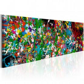 Tablou - Artistic Puzzle 135x45 cm