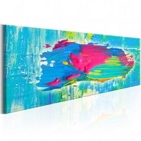 Tablou - Blue Island  135x45 cm