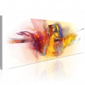 Tablou - Dragon's fire 135x45 cm