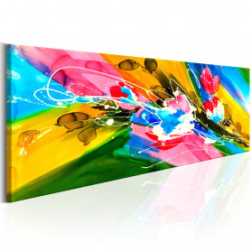 Tablou - Emotion of Summer 135x45 cm