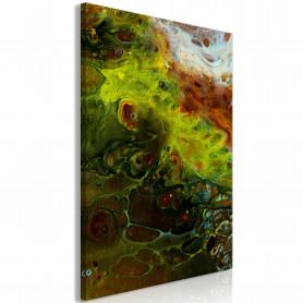 Tablou - Green Elements (1 Part) Vertical 40x60 cm