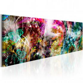 Tablou - Magical Kaleidoscope  120x40 cm