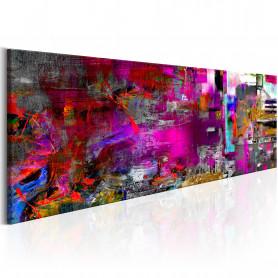 Tablou - Purple Orangery 150x50 cm