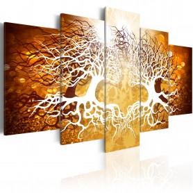 Tablou - Genesis of Love 100x50 cm