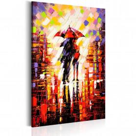 Tablou - Rain of Feelings  80x120 cm