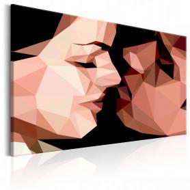 Tablou - Symmetry of Love 90x60 cm
