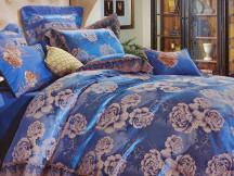Lenjerie Jacquard Blue Rose (Jacquard)