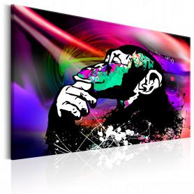 Tablou - Colourful Party 60x40 cm