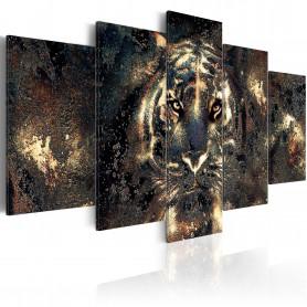 Tablou - Predatory Beauty 200x100 cm
