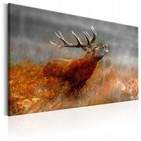 Tablou - Roaring Deer 120x80 cm
