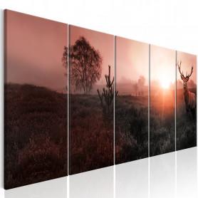 Tablou - Sun on the Horizon I 225x90 cm
