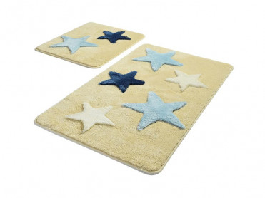 Set 2 Covorase de Baie All Star (Acryl)