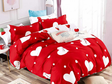 Lenjerie Red Love 6 Piese (Finet)