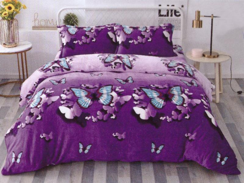 Lenjerie Purple Butterfly (Cocolino)