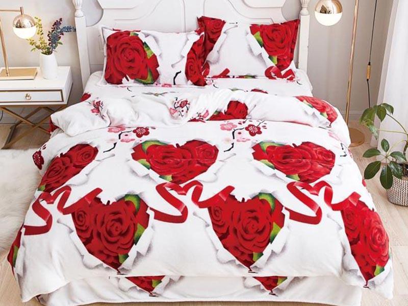 Lenjerie Rose Bouquet (Cocolino)