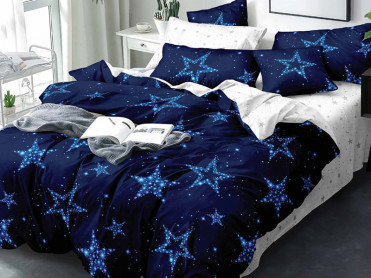 Lenjerie Blue Star 6 Piese (Finet)