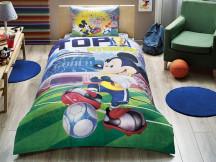 Lenjerie Copii Mickey Fotbal (Bumbac 100%)