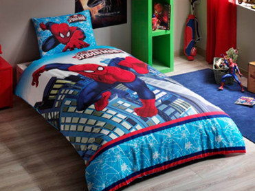 Lenjerie Copii Spider-Man Ultimate (Bumbac 100%)