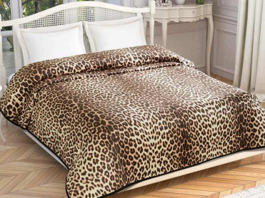 Patura Leopard 220x240 cm
