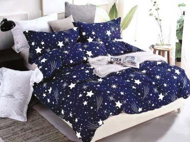 Lenjerie Milky Way 4 Piese (Bumbac Satinat)