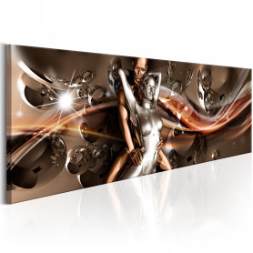 Tablou - Waves of Passion 135x45 cm