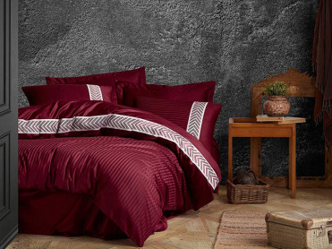 Lenjerie Brilliant Bordo (Satin Deluxe)