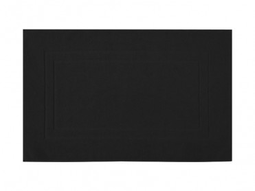 Prosop de Baie, Pentru Picioare, Pure Black, 50x80 cm (Bumbac 100%)