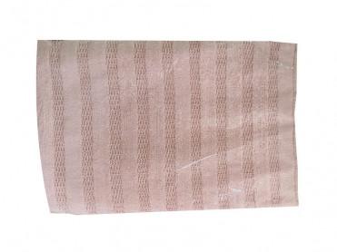 Covoras de Baie Lupe Pudra, 70x120 cm (Bumbac 100%)