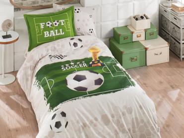 Lenjerie Copii Soccer (Bumbac 100%)