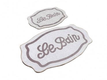 Set 2 Covorase de Baie Le Bain